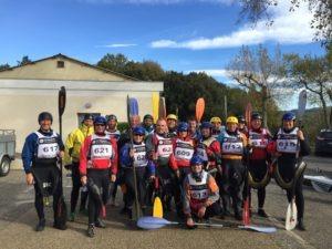 Descente de l'Ardèche 2016